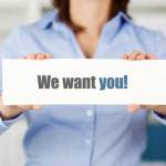 we want you © contrastwerkstatt – Fotolia.com